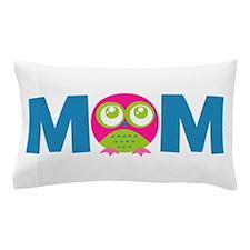 Owl Mom Pillow Case