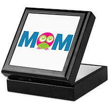 Owl Mom Keepsake Box