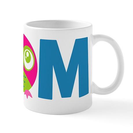 Owl Mom Mug