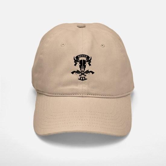 SEAL Team 7 - 3 Baseball Baseball Cap