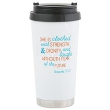 Proverbs 31 Woman Travel Mug