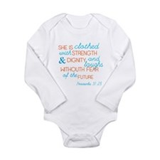 Proverbs 31 Woman Body Suit