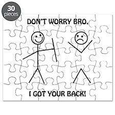 I Got Your Back Puzzle