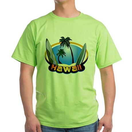 Hawaii Surf and Sand Retro T-Shirt