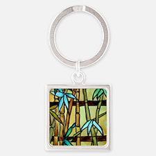 Tiffany Bamboo Panel Keychains