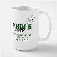 FHHS 50th Reunion Blast Mugs