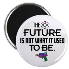 Future Nostalgia Magnet