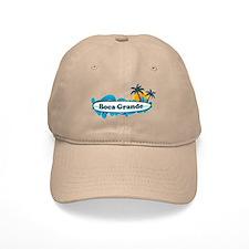 Boca Grande - Surf Design. Baseball Cap