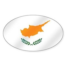 Flag of Cyprus Decal