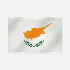 Flag of Cyprus Rectangle Magnet