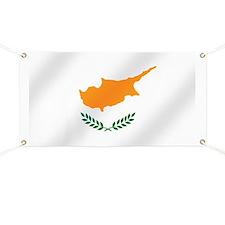 Flag of Cyprus Banner