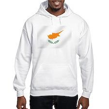 Flag of Cyprus Hoodie