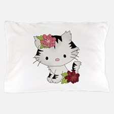 Cat Cuteness Pillow Case