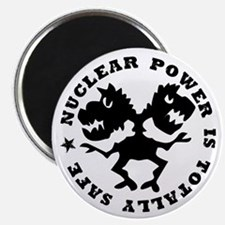 Nuclear Power Magnet