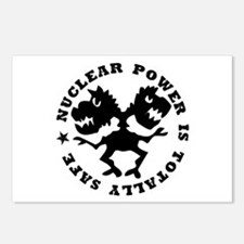Nuclear Power Postcards (Package of 8)