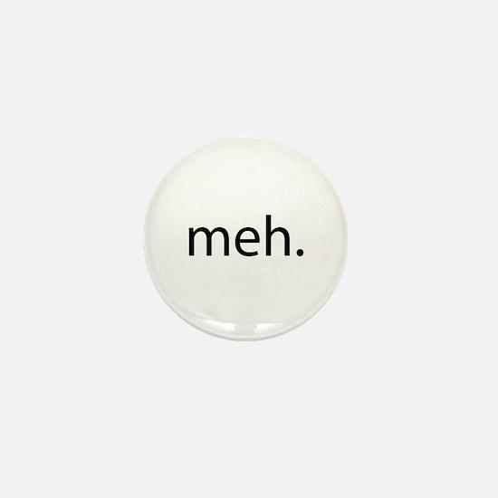 meh. Mini Button