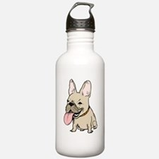 Frenchie Water Bottle
