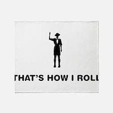 Boy Scout Throw Blanket