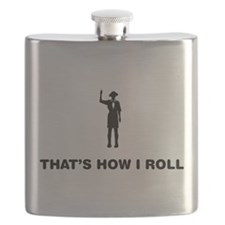Boy Scout Flask