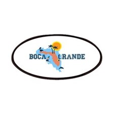 Boca Grande - Map Design. Patches