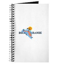 Boca Grande - Map Design. Journal