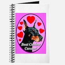 Beat Canine Cancer Cyan Journal