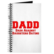 Cute Dads against daughter dating Journal
