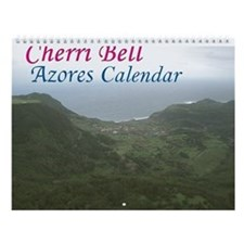 Cherri Bell Azores 2014 Wall Calendar
