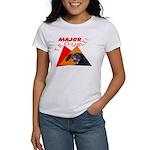 Dachshund Trouble Women's T-Shirt