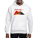 Dachshund Trouble Hooded Sweatshirt