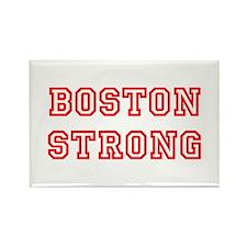 boston-strong-allstar-red Rectangle Magnet