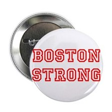 """boston-strong-allstar-red 2.25"""" Button (100 pack)"""
