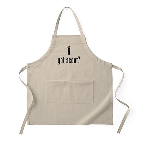 Boy Scout Apron