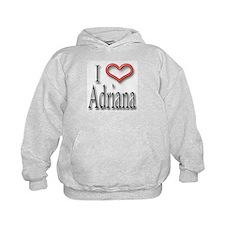 I Heart Adirana Hoodie
