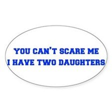 2-daughters-freshman-blue Decal