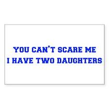 2-daughters-freshman-blue Decal