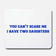 2-daughters-freshman-blue Mousepad