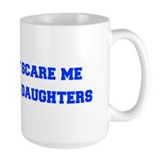 2-daughters-freshman-blue Mug
