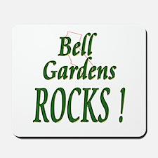 Bell Gardens Rocks ! Mousepad