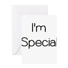 Im Special Greeting Card