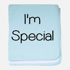 Im Special baby blanket