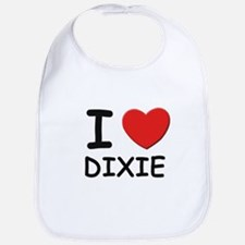 I love Dixie Bib
