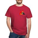 Dachshund Trouble Dark T-Shirt