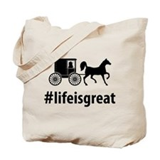 Amish Tote Bag