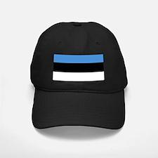 Flag of Estonia Baseball Hat