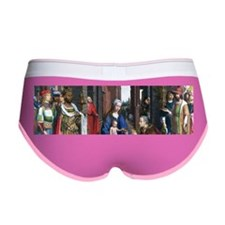 Mabuse: Adoration of the Kings Women's Boy Brief