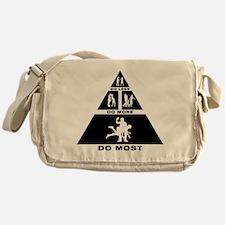 Spanking Messenger Bag