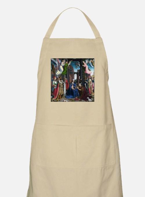 Mabuse: Adoration of the Kings Apron
