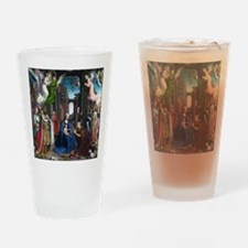 Mabuse: Adoration of the Kings Drinking Glass