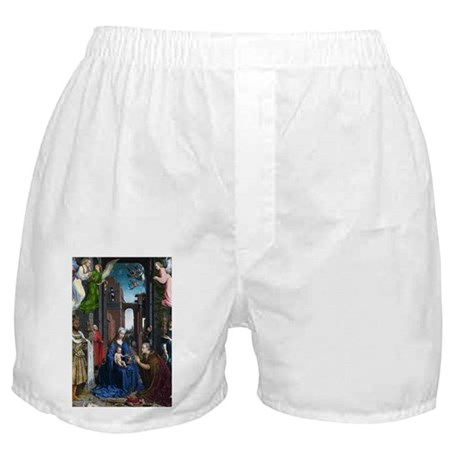 Mabuse: Adoration of the Kings Boxer Shorts